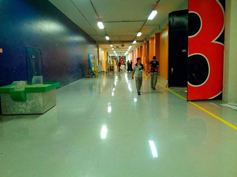 Autonivelante epoxi para pisos