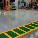 Resina epoxi para piso de concreto